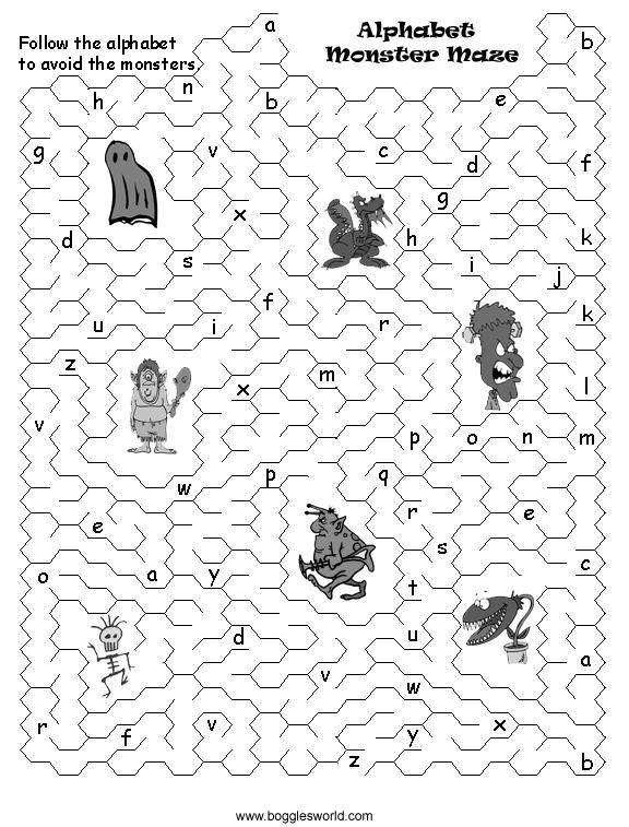 Printable english code - Eden Escape