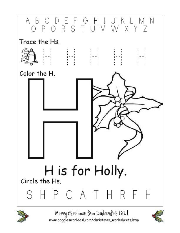 letter h alphabet worksheets. Black Bedroom Furniture Sets. Home Design Ideas