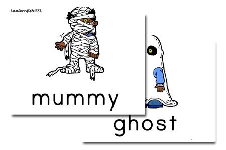 Halloween Traditions Flashcards