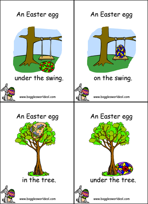 Easter Egg Hunt Cards And Bingo