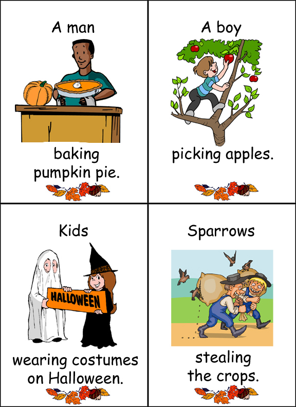 Fall Flashcards