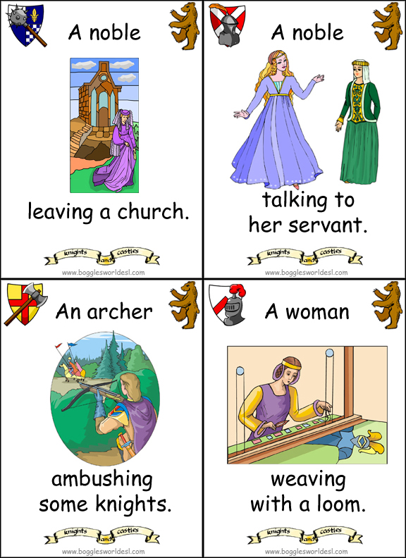 Knights and Medieval Times Flashcards