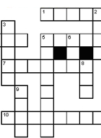 Crosswords for teachers and students.