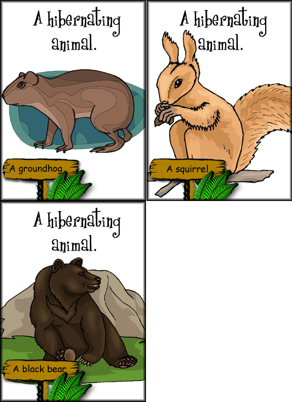 Animal Behavior Flashcard Game