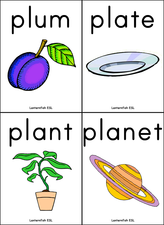 Other Consonant Blend Resources :