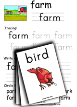 Sample R-controlled vowel worksheets