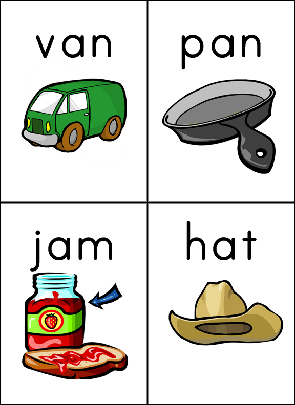 Cat In The Hat Vocabulary